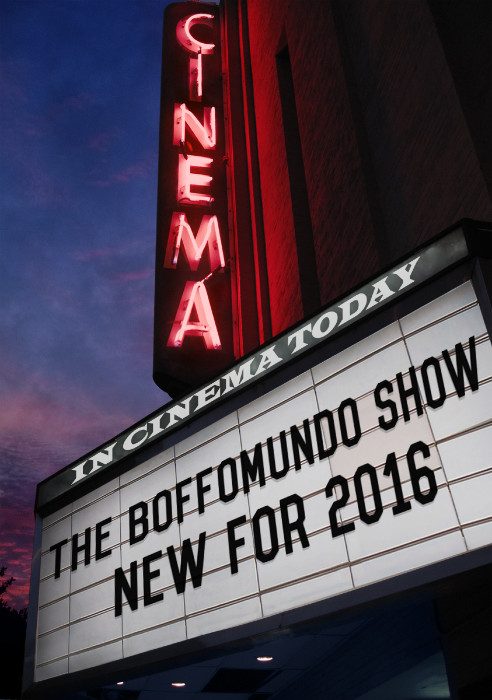 The NEW Boffomundo Show 2016
