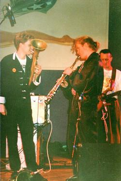 Django, Iain & Mick from Earthworks