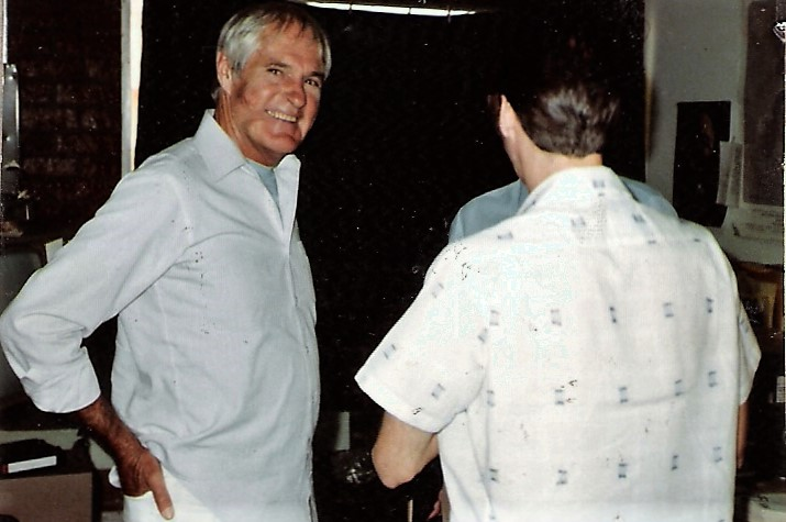 Dr. Tim Leary & Adrian
