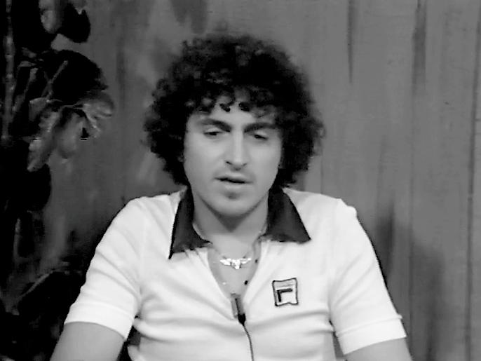 Bernardo Lanzetti (PFM)