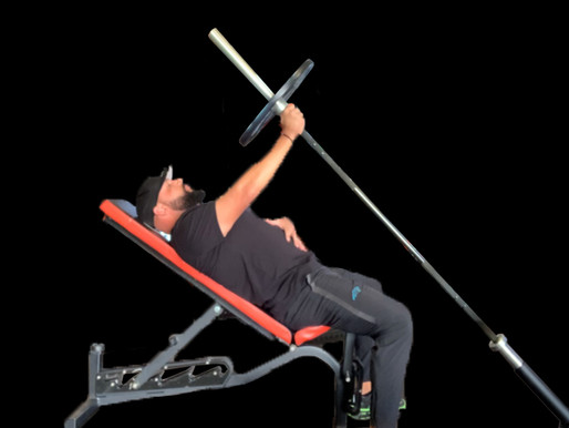 Monthly Movement - Incline Landmine Single Arm Press