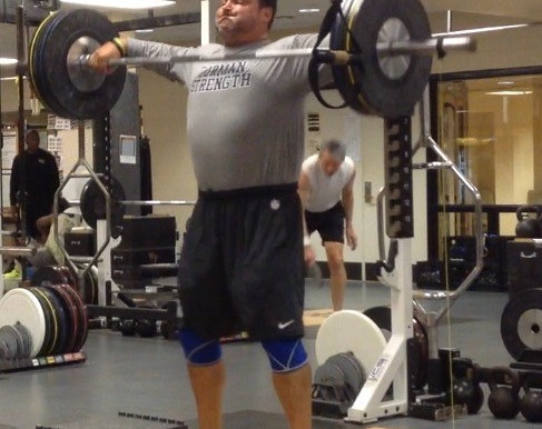 Weightlifting and Athletic-Based Strength Training
