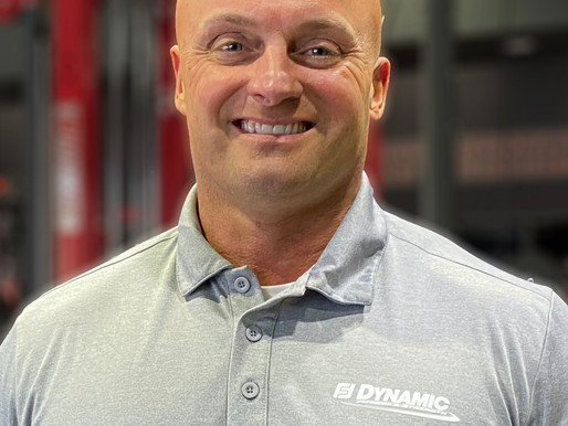 DYNAMIC WELCOMES HANK LESHER TO TEAM