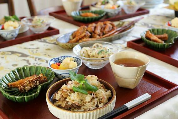 水戸フェリエ和食