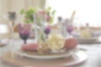 水戸市テーブルコーディネートと料理サロン「フェリエ」