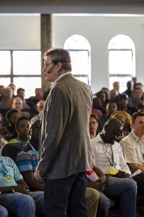 Stef du Plessis-SA's Best Speaker