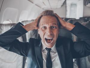 A speaker's worst nightmare: Bad weather, terrorist attacks & flight delays