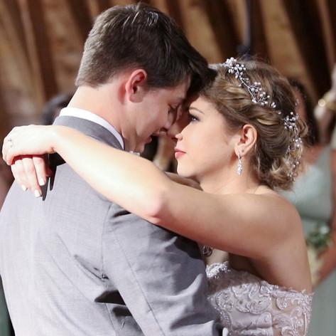 Rachel & Dylan first dance
