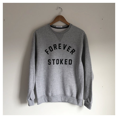 Forever Stoked Vintage Crew