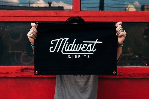 Midwest Misfits Camp Flag