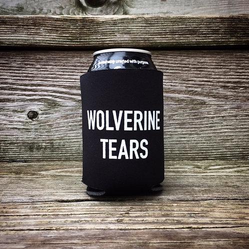 Wolverine Tears Coozie