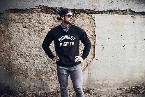 Midwest Misfits Crewneck Sweater
