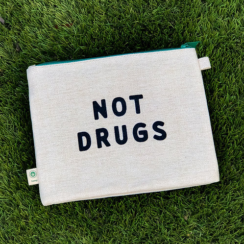 NOT DRUGS Accessory Pouch