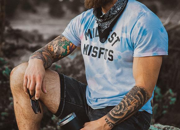 Midwest Misfits Tie Dye Tee