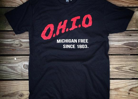 Michigan Free Tee