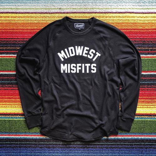 Midwest Misfits Heavy Knit Jersey