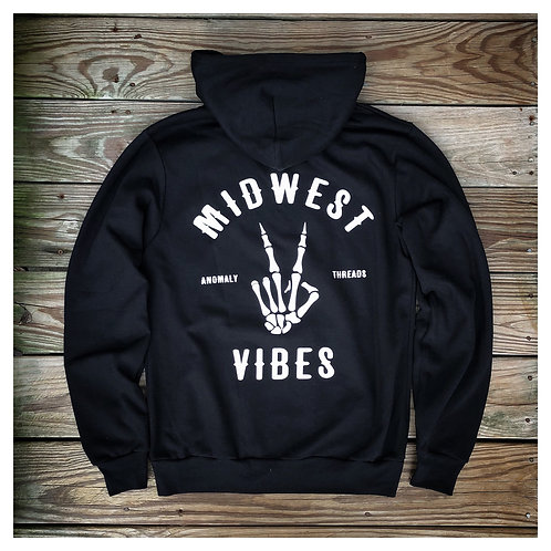 Midwest Vibes Zip-Up