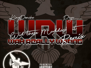 Prya - What Really Wrong Remix feat. King Panche