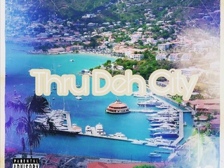 Deh Dramaz feat. Riff Rucux - Thru Deh City