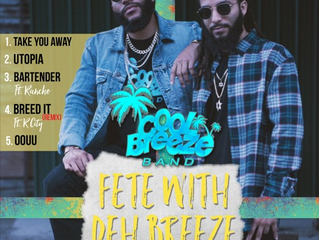 Fete With Deh Breeze EP