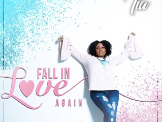 Tia - Fall in Love Again