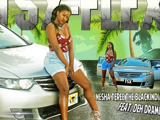Nesha Te'ree feat. Deh Dramaz - TSX-FLEX