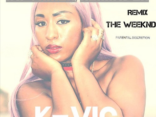K-Victoria - Informer and Reminder The Weeknd Remix