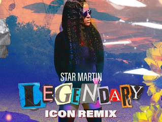 "Star Martin - Legendary ""Icon Remix"""