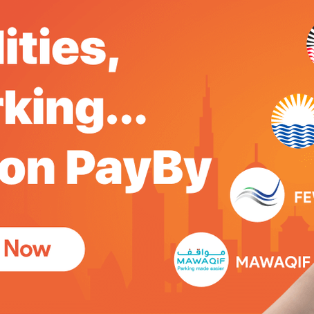Pay Utilities and Parking with PayBy