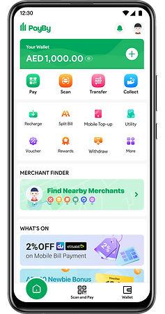 PayBy homepage new interface.png