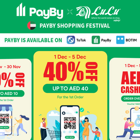 40% OFF| at LuLu 70+ Stores in UAE