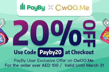 PayBy user exclusive offer on owoo.me