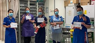 Nurses at St James thank hugonatray.jpg