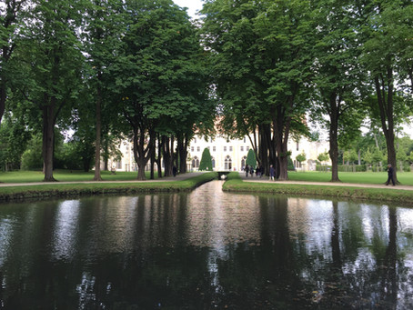 Coup de coeur :  Abbaye de Royaumont