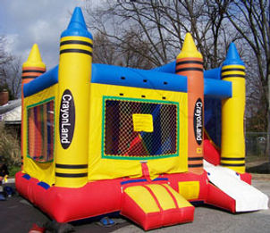 Inflatables For Rent Cincinnati