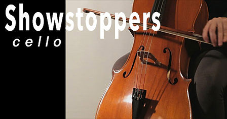Showstoppers cello