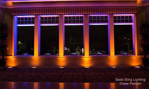 Event Lighting Drees Pavilion