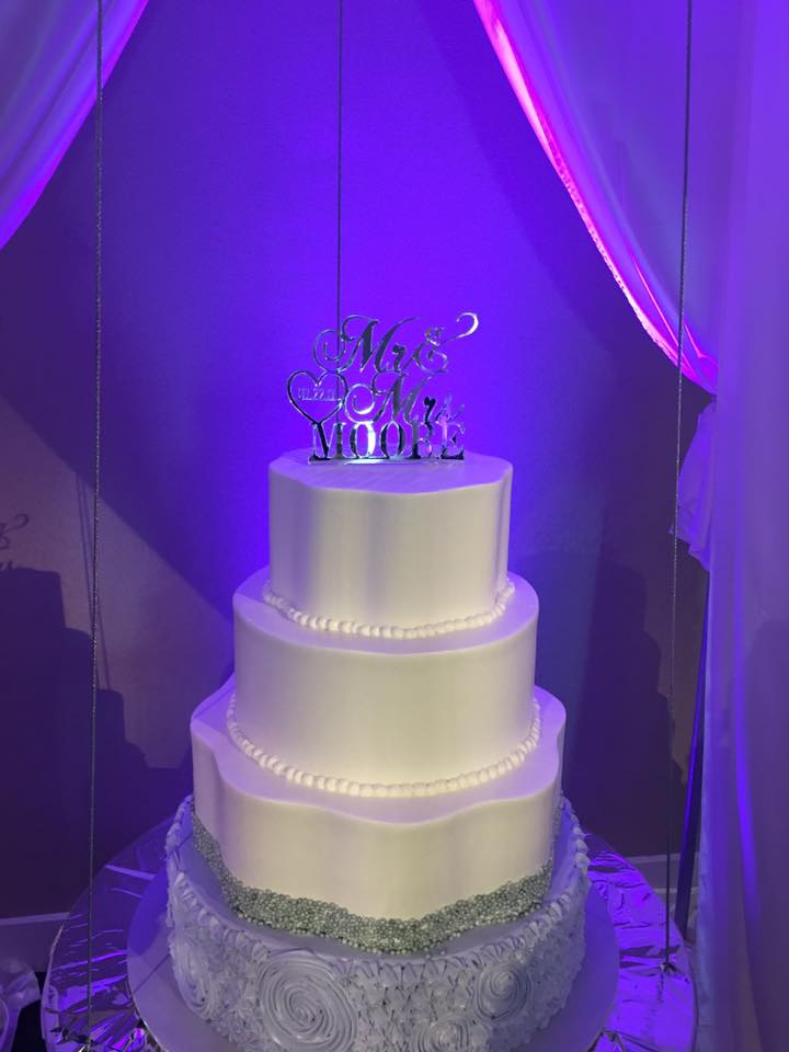 Cake Swing Lighting