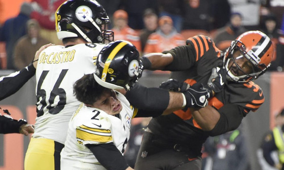Should Myles Garrett Be Criminally Charged For Beating Mason Rudolph With His Own Helmet?