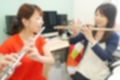 練馬区羽沢のフルート教室