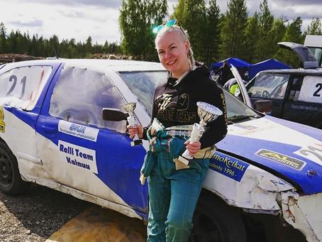 Valmentajaesittely: Kirsi Kemppainen