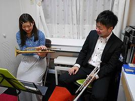 東京都練馬区のトランペット教室『とらぺた』