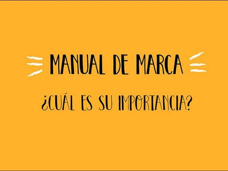 ¿Cuál es la importancia de un manual de marca?