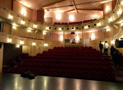 Scapin au Théâtre Melchior