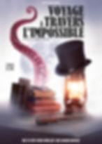 Voyage à travers l'impossible / Jules Verne / jeune public