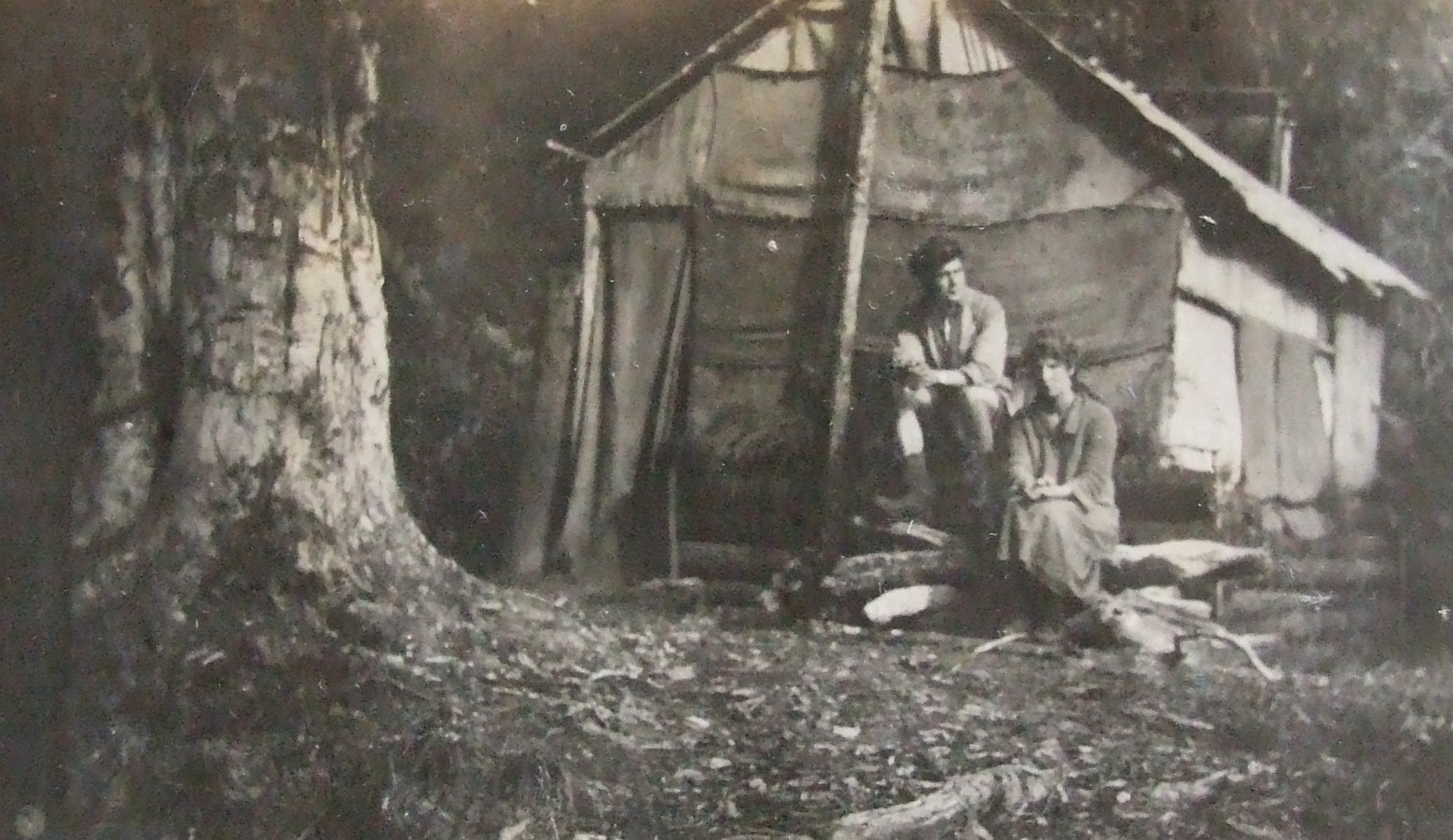 Baines Camp 1920