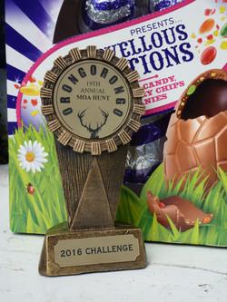 Easter Moa Hunt Trophy