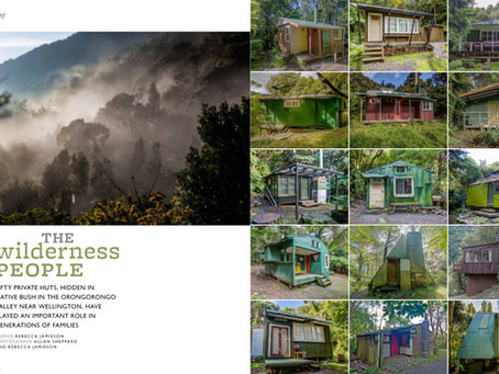The Wilderness People, NZ Life & Leisure