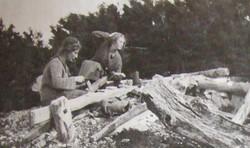 Mt Matthews Trig 1920