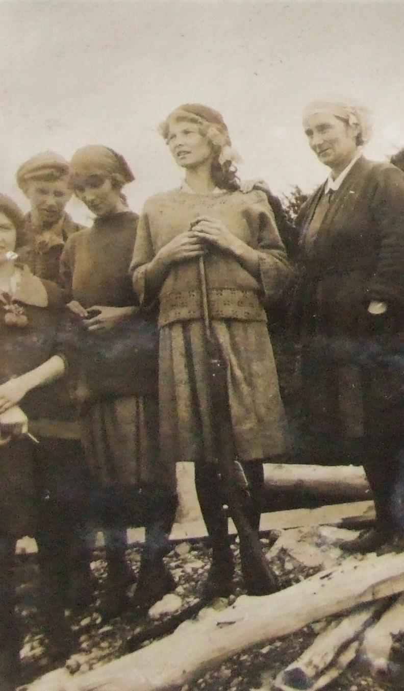 Mt Matthews Trig 1923